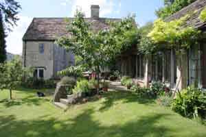 The Byre Cottage at Quercus Bluff Painswick