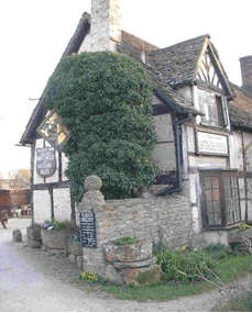 The Fleece Inn, The Cross, Bretforton, Nr Evesham, Worcestershire