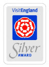 silver award for accommodation