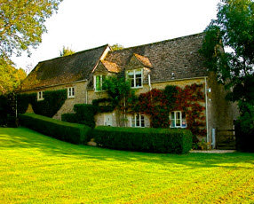 Isis Cottage at Kemble Mill nr Cirencester, Gloucestershire