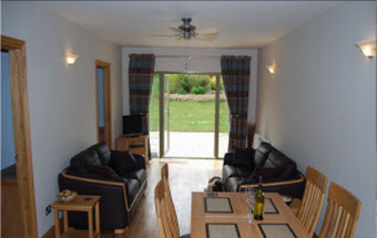 Lemington Fishing Lakes self-catering accommodation