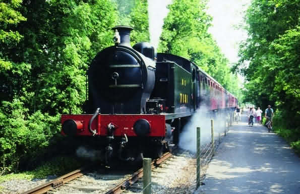 Steam Railways in and around the Cotswolds
