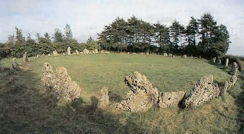 The Rollright Stone Circle