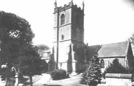 St Edwards Parish Church at Stow