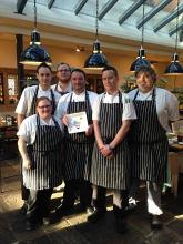 Broadway hotel restaurant award