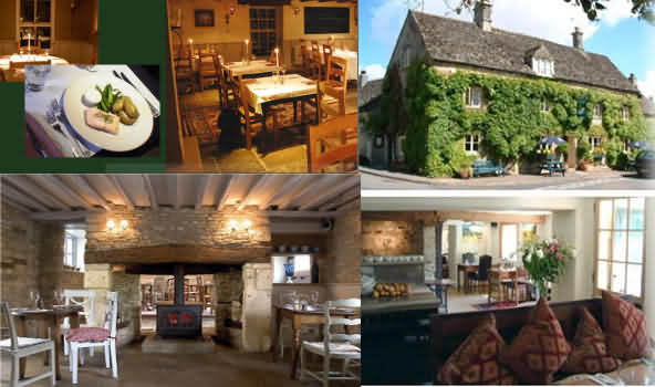 Restaurants in and around Lechlade