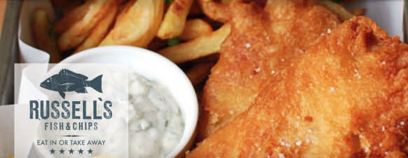 Russells Fish & Chips