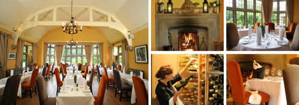 The Beaufort Restaurant at The Hare & Hounds Hotel