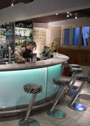 The Bar and Grill at Wesley House Hotel