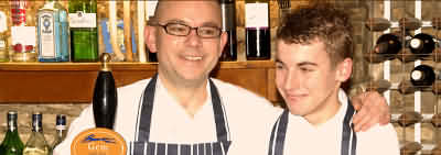 Chefs - Tony and Jack Robinson