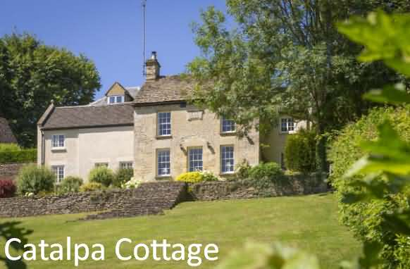 Catalpa Cottage at Tetbury