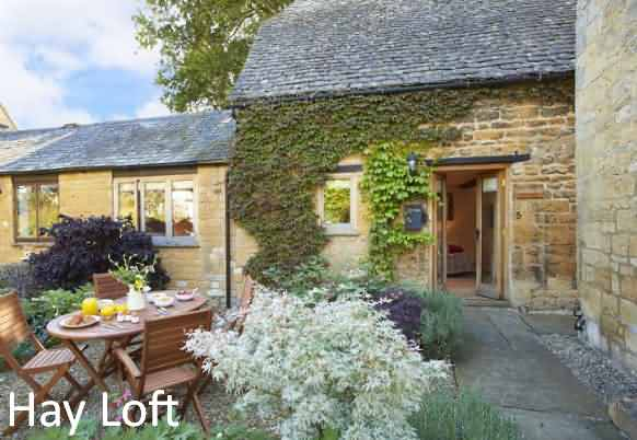 Hay Loft Cottage at Stanton