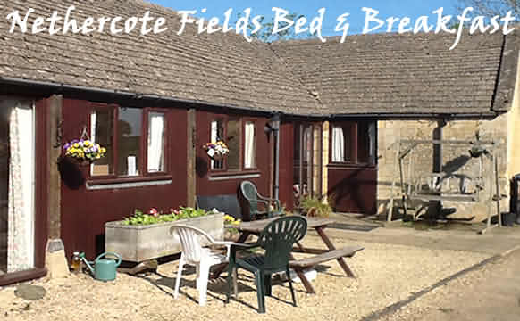 Nethercote Fields B&B externalo view