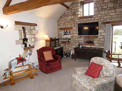 Nethercote Field sitting room