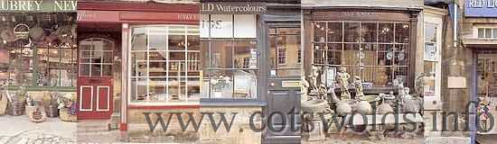 Shopping & Services in Broadway Cotswolds