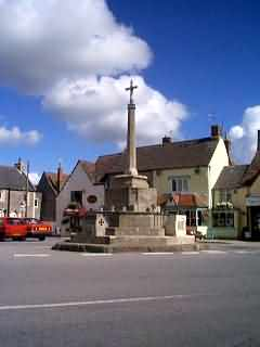 Market Cross on Broad Street in Chipping Sodbury