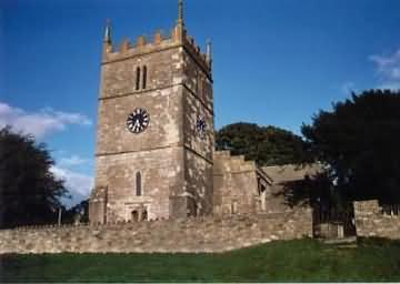 St John the Baptist's Church at Old Sodbury
