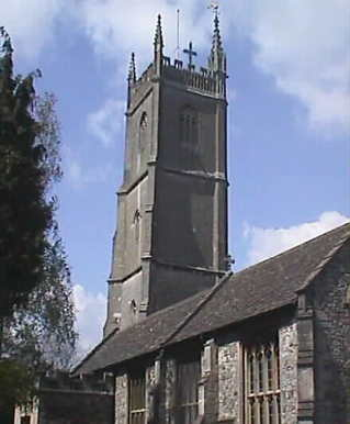Church of St John in Chipping Sodbury