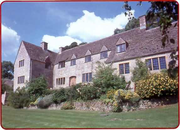 The Guildhouse in the scenic Cotswold village of Stanton