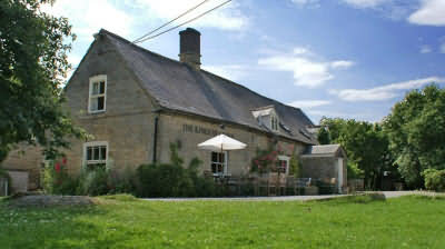 The Kings Head Inn near Stow-on-the-Wold