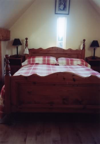 Bedroom at Little Barnfield Cottage