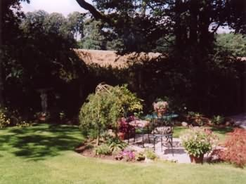 Little Barnfield Self-Catering Cottage Garden