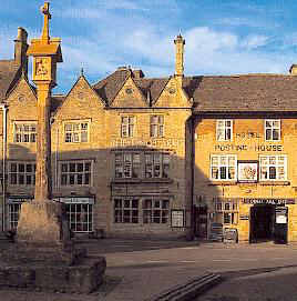 The Cotswold Market Town of Stow