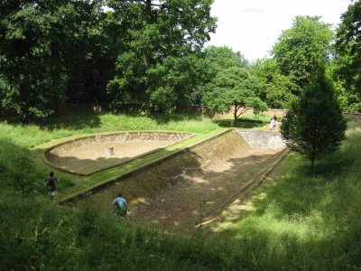 The Pools at Burnt Norton