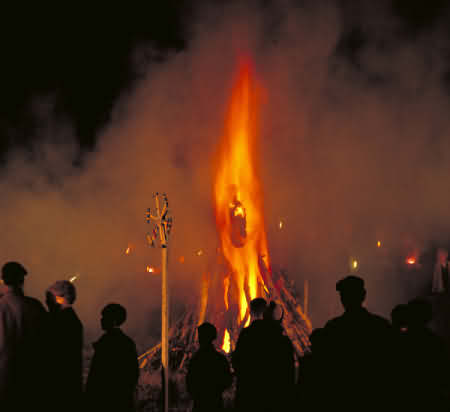 Guy Fawkes Bonfire Night 5 November