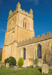 Church of St Mary at Temple Guiting
