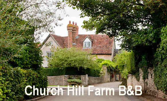 Church Hill Farm exterior view