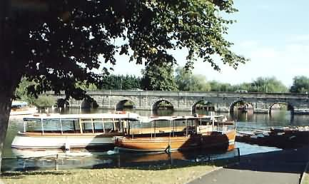 Clopton Bridge in Stratford