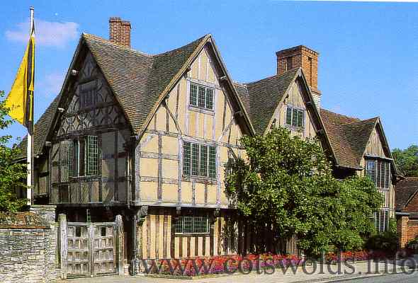 Shakespeare's daughters house