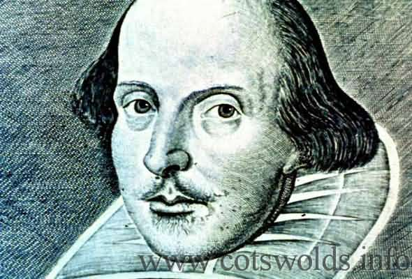 Portrait of William Shakespeare