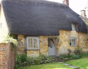Tea Cosy Cottage external view