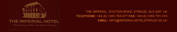 The Imperial Hotel logo
