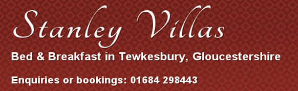 Stanley Villas at Tewkesbury