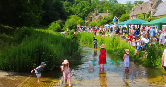 Annual Summer Fete in July