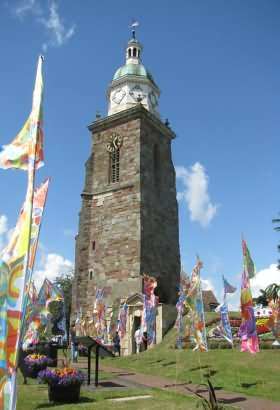 Festival at the Old Church