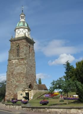 The Pepperpot is now a heritage centre for visitors