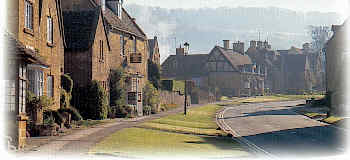 Broadway in the Cotswolds - Walter's Village