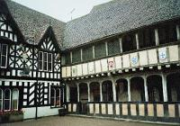 The Queen Own Hussars Museum in Lord Leycester's Hospital