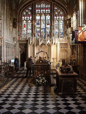 Beauchamp Chapel