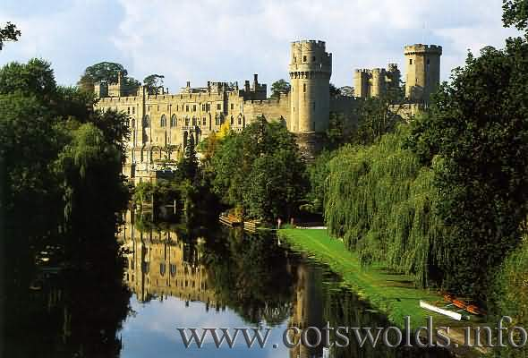 Picture of Warwick Castle