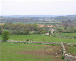 Outstanding views of the National Trust's Sherbourne Estate.