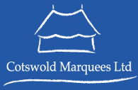 Cotswold wedding marquees