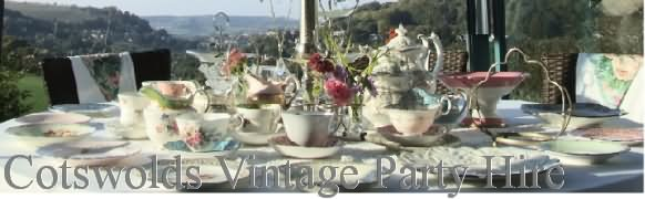 Cotswolds Vintage Party Hire