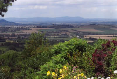 Magnificent Views from North Farmcote Bed and Breakfast