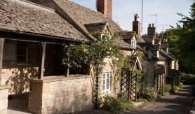 Cotswolds cottages in Winchcombe