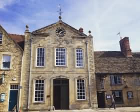 Blanket Hall Witney